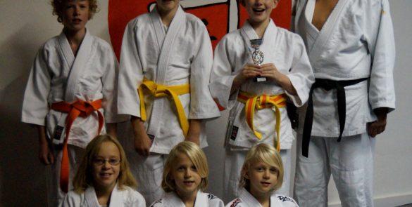 Judo Prüfung