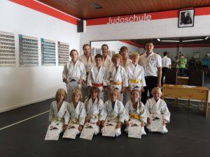 JudoPrüfung